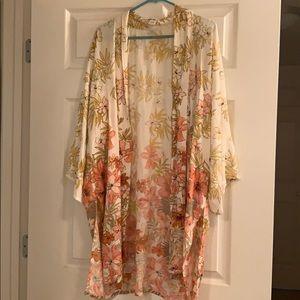 Billabong Women's Kimono